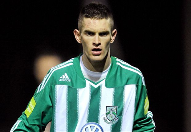 League of Ireland Player of the Week: Kieran 'Marty' Waters - Bray Wanderers