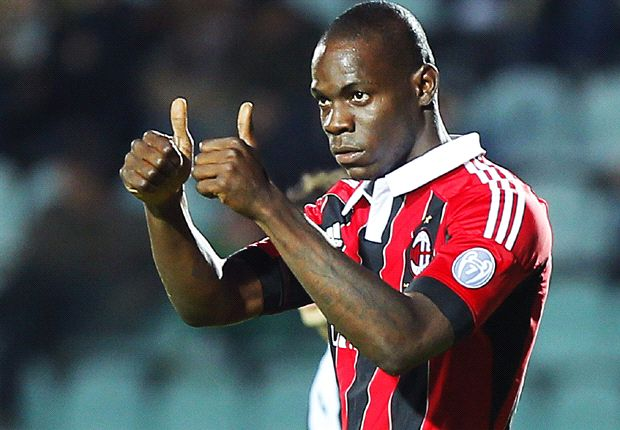 Balotelli: I told Tevez to join Milan