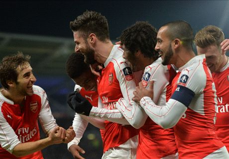 REPORT: Giroud ends drought in win