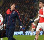 Injury crisis threatens to derail Arsenal