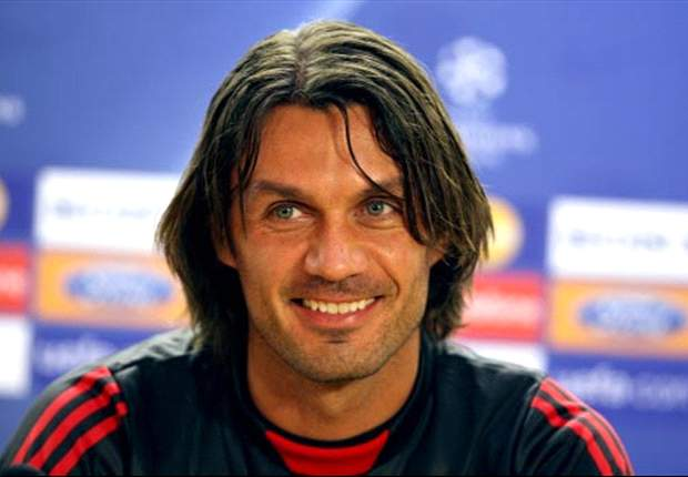 Milan Legend Maldini: This Will Be My Last Season