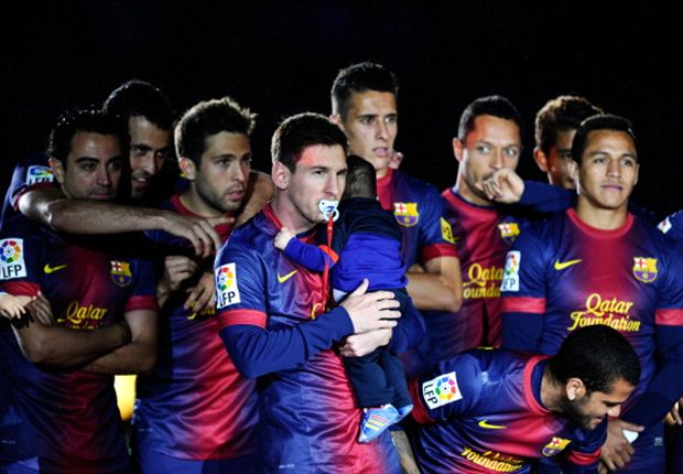 REVIEW Barcelona Di Musim 2012/13
