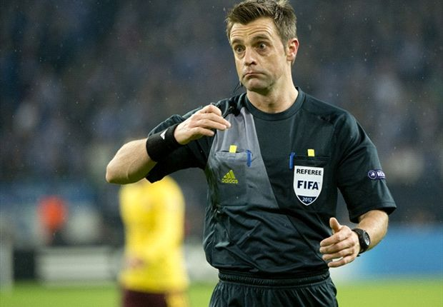 Italy's fearless play-stopper & Bayern jinx - Champions League final referee Nicola Rizzoli