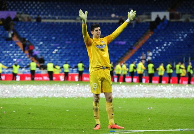 Courtois desperate for Atletico stay