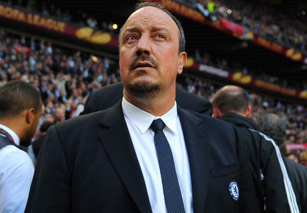 Rafa Benitez believes that he has taken Chelsea forward