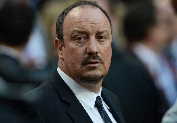Benitez to succeed Walter Mazzarri at Napoli