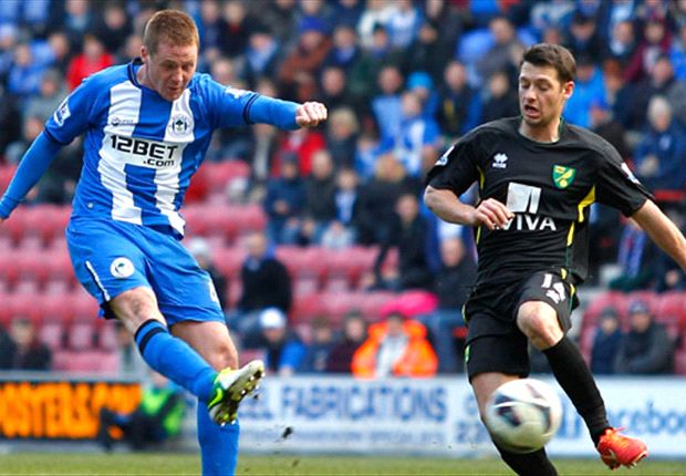 Wigan star McCarthy excused to hold transfer talks, confirms Trapattoni