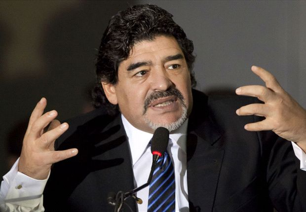 Maradona: Brazil would not have beaten Spain on neutral ground