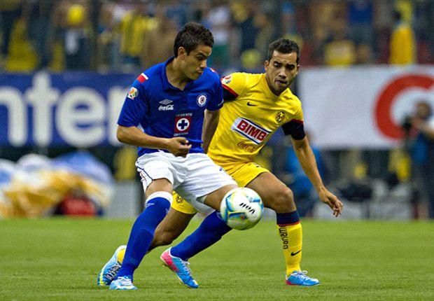 Cruz Azul recibe a América en la final del torneo mexicano