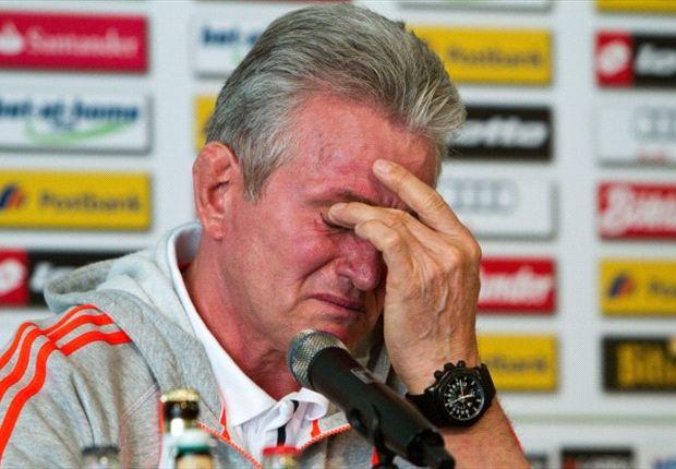 Jupp Heynckes, ehemaliger Trainer des FC Bayern München