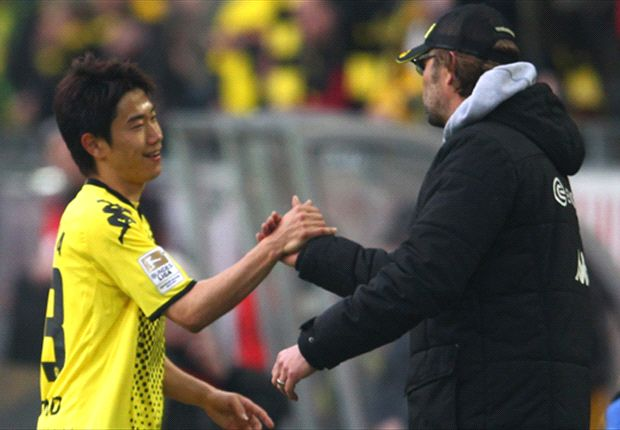 Klopp: I always know what Kagawa's up to