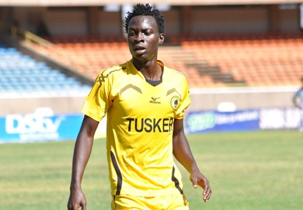 Former Mathare striker Jesse Were grabbed a hat-trick for Tusker.