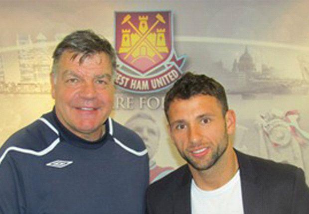 Razvan Rat hopes to end career with West Ham