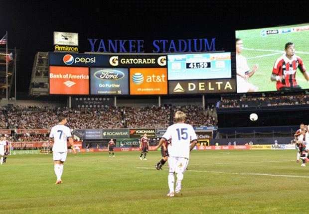 Levine: Yankee Stadium a 'potential' temporary home for NYC FC