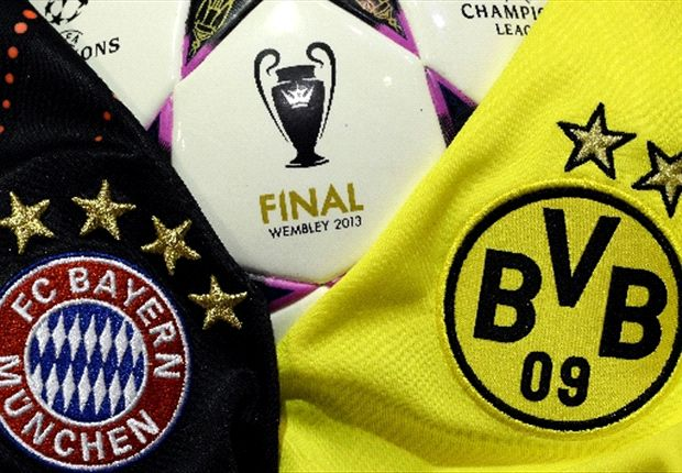 Champions League final in numbers
