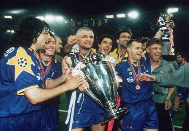 Sieg in der Champions League 1996 - War Juventus Turin gedopt
