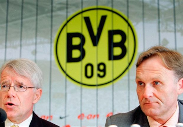 Dortmund president pledges to spend