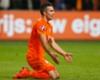 Van Persie left out of Oranje squad