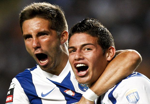 Monaco pay €70 million for Porto pair