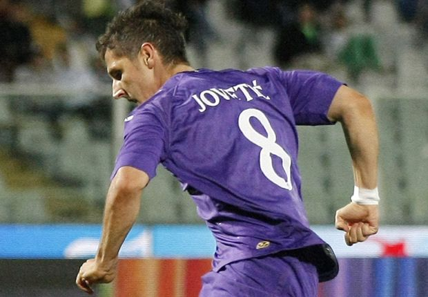 Arsenal yet to make contact over Jovetic switch, claims Fiorentina sporting director