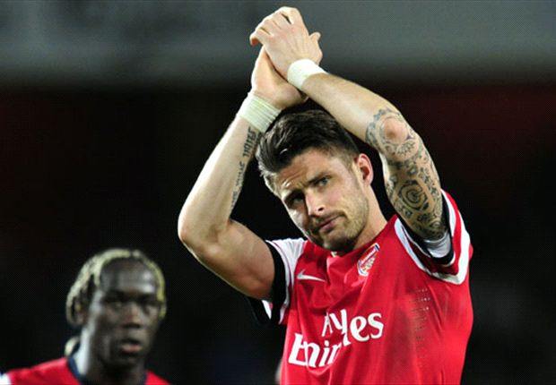 Olivier Giroud has backed Arsenal to push for top honours next season