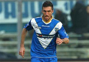 Andrea Caracciolo, attaccante del Brescia
