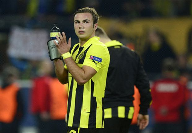 An open letter to Mario Gotze from a Borussia Dortmund fan