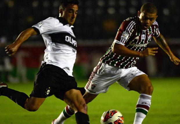 Fluminense 0 x 0 Olimpia: Tricolor domina mas não consegue furar defesa paraguaia