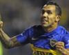 VIDEO: Traum-Freistoß von Tevez für Boca Juniors