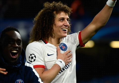 David Luiz set to clinch Chelsea return