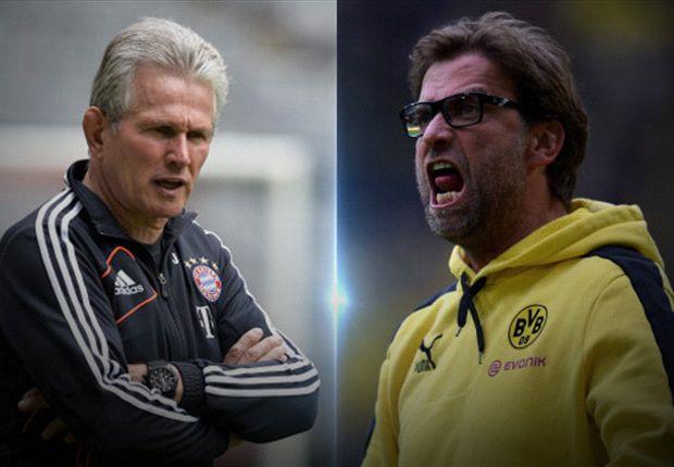Final Liga Champions menyajikan duel dua pelatih yang mewakili generasi masing-masing.