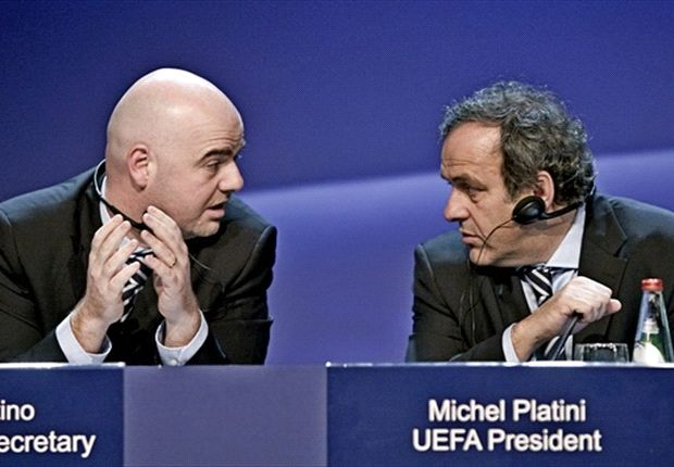 Uefa considers replacing friendlies with Nations League