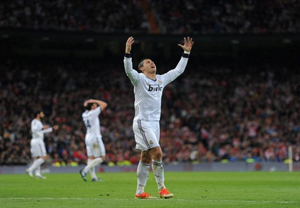 Cristiano Ronaldo: My future is with Real Madrid