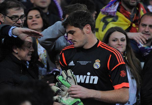 Mourinho kleineert Casillas opnieuw