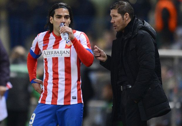 Radamel Falcao: Is he leaving or staying at Atletico?