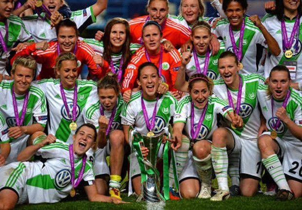 Wolfsburg Juara Di Liga Champions Wanita