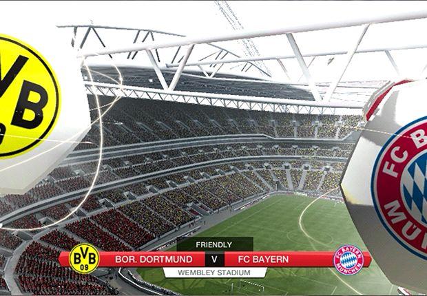 SPESIAL: Mario Götze Absen, Bayern Munich Juara Liga Champions 2012/13 Lewat Simulasi FIFA 13 GOAL.com Indonesia