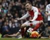 Arsenal: Ramsey droht lange Pause