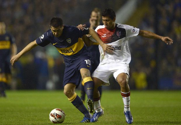 Boca Juniors 0-0 Newell's Old Boys: Arcos cerrados