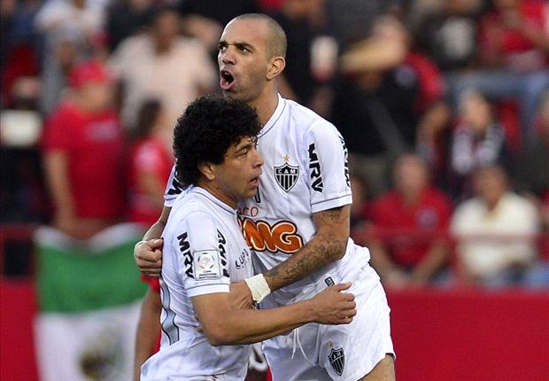 Tardelli e Luan (foto) comandaram a reação alvinegra