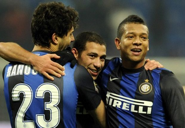 Fredy Guarin and Andrea Ranocchia are part of Moratti's plans for Inter
