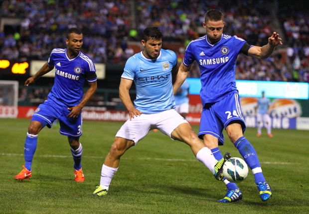 Manchester City, Chelsea give added meaning to friendly with support for Oklahoma victims