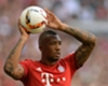 Boateng back in Bayern training