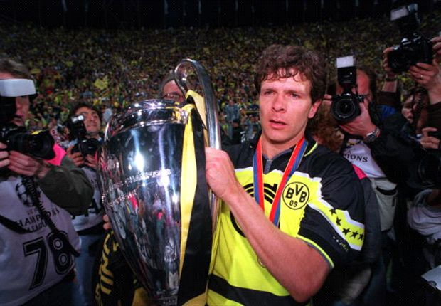 Dortmund want Champions League glory, says Moller