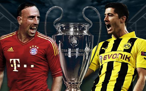 Die wertvollsten Spieler im Finale der Champions League 2013