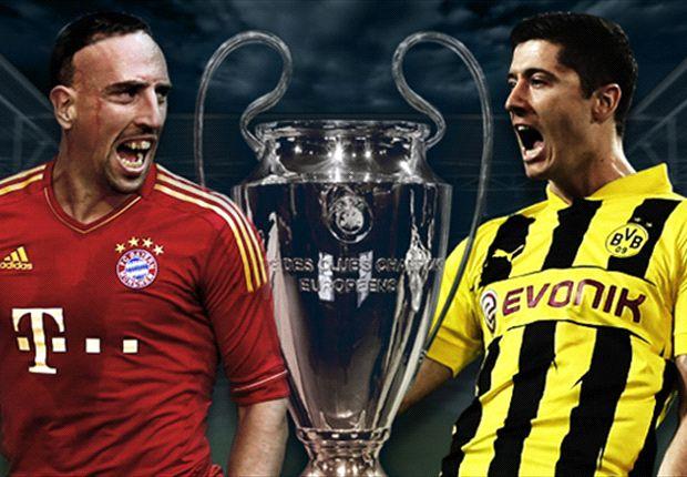 Zerstört Borussia Dortmund die Triple-Träume des FC Bayern München?