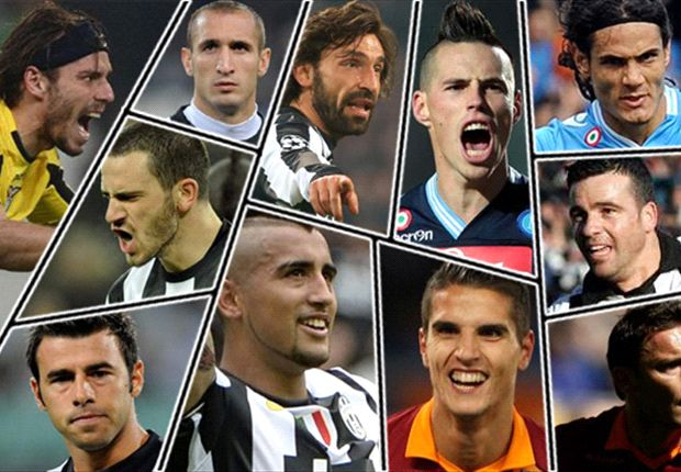 Serie A Italia 2013/14 akan menghadirkan persaingan yang menarik.