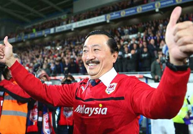 Cardiff owner criticises fans