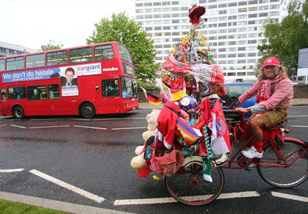 Schwarz-Gelb und Rot-Blau dominieren in London