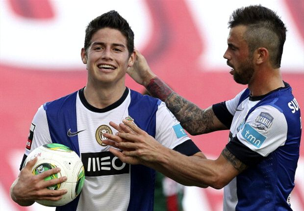 AS Monaco verpflichtet Joao Moutinho und James Rodriguez für 70 Millionen Euro